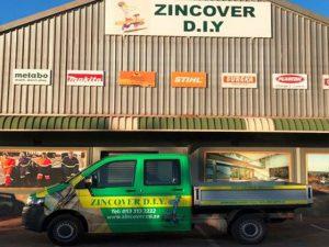 Zincover D.I.Y. cc
